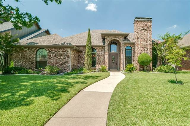 2005 Larkspur Drive, Carrollton, TX 75010 (MLS #14147811) :: The Mitchell Group