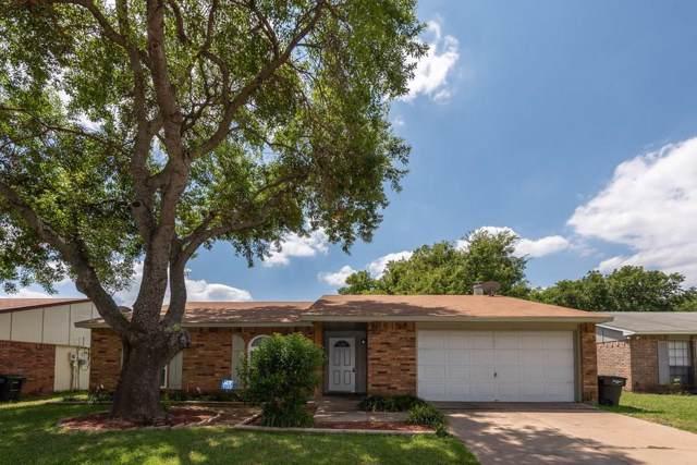 7309 Lea Place, Fort Worth, TX 76140 (MLS #14147943) :: Frankie Arthur Real Estate