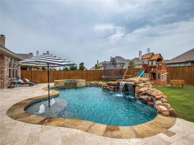 1530 Silent Brook Court, Prosper, TX 75078 (MLS #14148136) :: Baldree Home Team