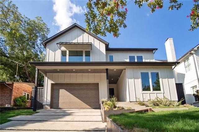 7023 Pasadena Avenue, Dallas, TX 75214 (MLS #14148184) :: Robbins Real Estate Group