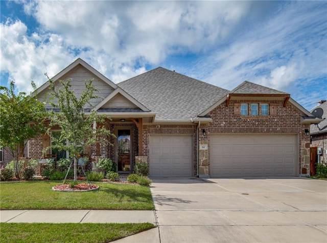 161 Griffin Avenue, Fate, TX 75189 (MLS #14148224) :: RE/MAX Landmark