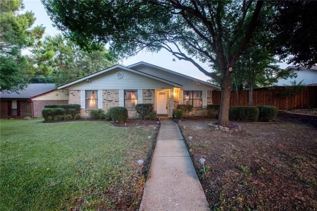 734 Mockingbird Drive, Lewisville, TX 75067 (MLS #14148397) :: Baldree Home Team