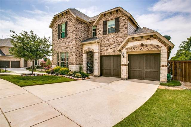 4704 Cabernet Circle, Colleyville, TX 76034 (MLS #14148462) :: The Tierny Jordan Network