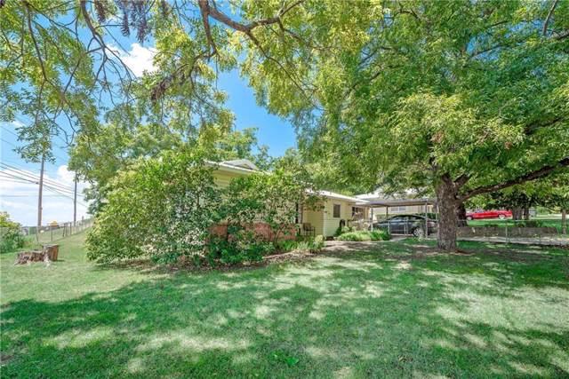 101 Westline Road, Azle, TX 76020 (MLS #14148560) :: Trinity Premier Properties