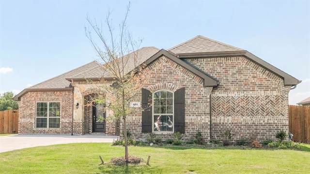 104 Fox Hill Drive, Wylie, TX 75098 (MLS #14148812) :: RE/MAX Town & Country