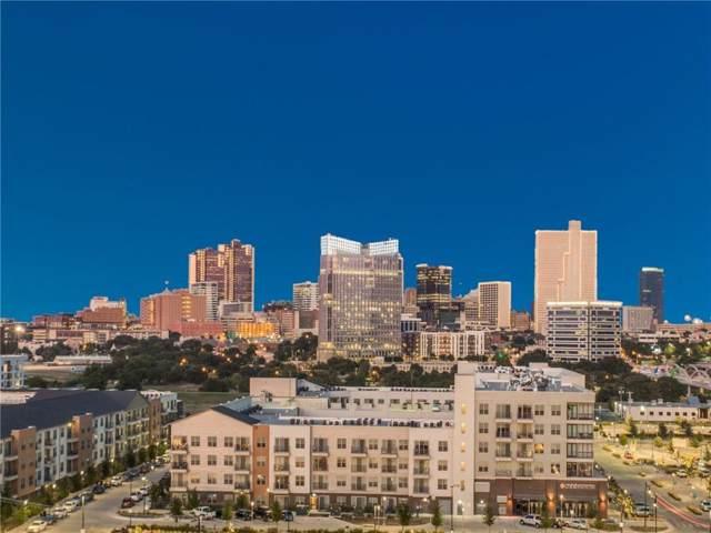2600 W 7th Street #2804, Fort Worth, TX 76107 (MLS #14149111) :: Lynn Wilson with Keller Williams DFW/Southlake