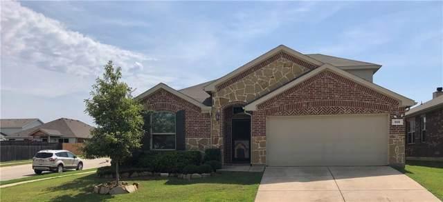 609 Cheyenne Drive, Aubrey, TX 76227 (MLS #14149145) :: Real Estate By Design