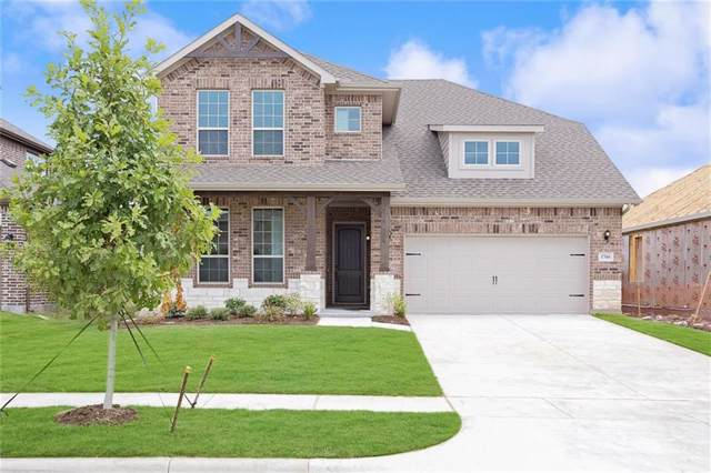 1705 Outpost Creek Lane, Aubrey, TX 76227 (MLS #14149170) :: Real Estate By Design