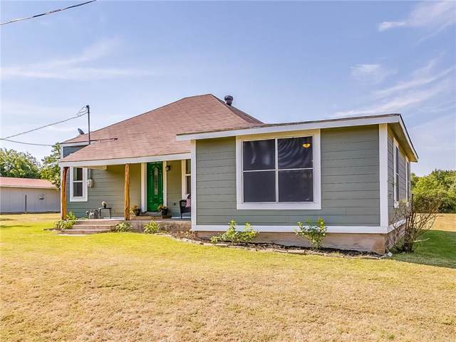 405 W 10th Street, Joshua, TX 76058 (MLS #14149279) :: Kimberly Davis & Associates