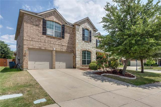 9929 Crawford Farms Drive, Fort Worth, TX 76244 (MLS #14149401) :: Hargrove Realty Group