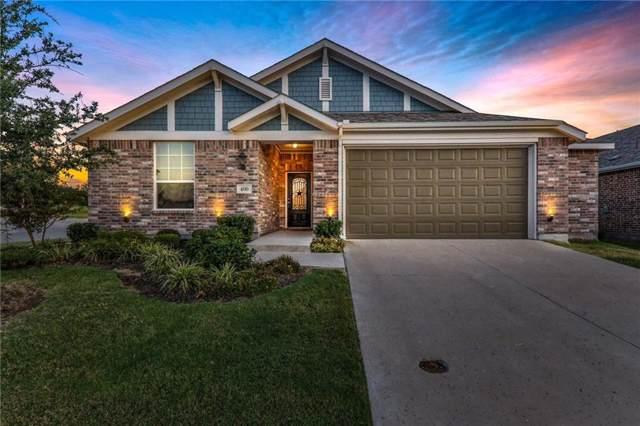 400 Barnstorm Drive, Celina, TX 75009 (MLS #14149427) :: Real Estate By Design