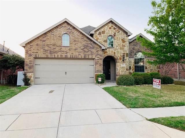 504 Hummingbird Drive, Little Elm, TX 75068 (MLS #14149429) :: Tenesha Lusk Realty Group