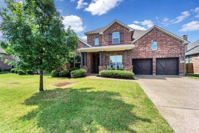 831 Quiet Oak Lane, Prosper, TX 75078 (MLS #14149454) :: Frankie Arthur Real Estate