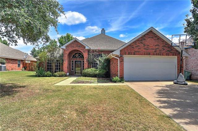 1815 Fairway Drive, Sherman, TX 75090 (MLS #14149583) :: Hargrove Realty Group
