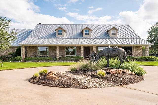 188 Coleman Lane, Weatherford, TX 76087 (MLS #14149609) :: The Mitchell Group