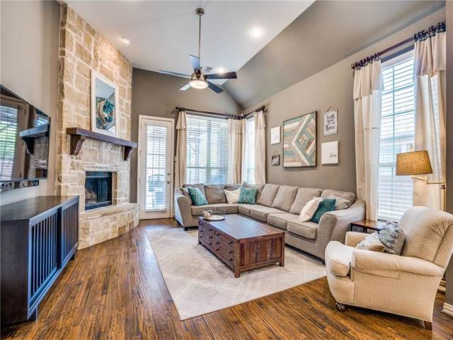 3445 Estes Park Lane, Mckinney, TX 75070 (MLS #14149823) :: Frankie Arthur Real Estate
