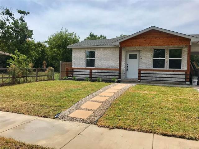 5525 Humbert Avenue, Fort Worth, TX 76107 (MLS #14149931) :: The Mitchell Group