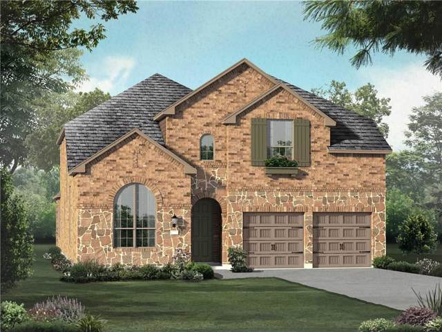 921 Southgate Lane, Prosper, TX 75078 (MLS #14150028) :: Real Estate By Design
