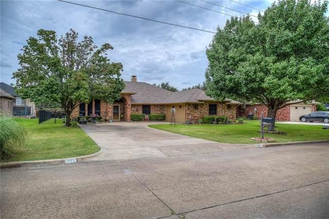 203 Linda Lane, Heath, TX 75032 (MLS #14150139) :: RE/MAX Landmark