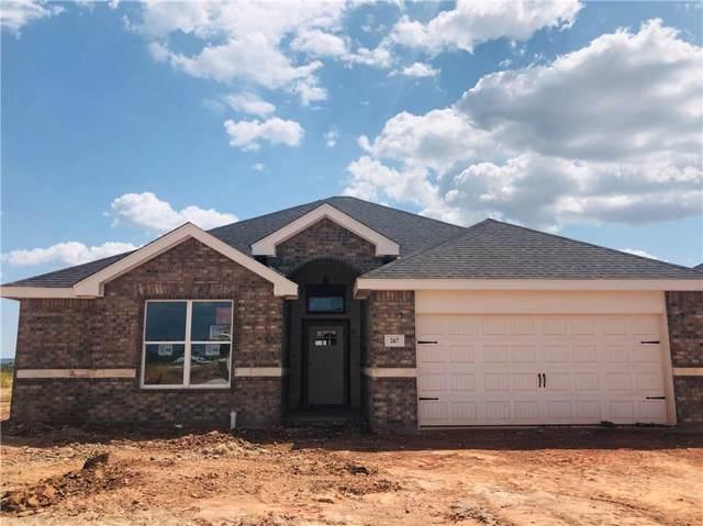 267 Martis Way, Abilene, TX 79602 (MLS #14150166) :: Ann Carr Real Estate