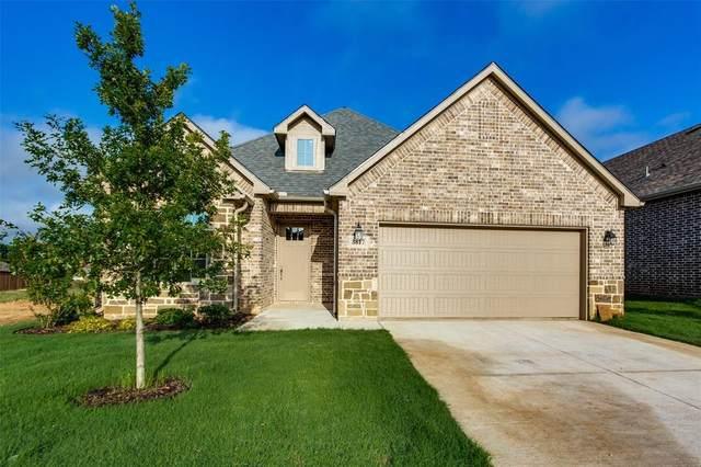 3817 Iron Ore Drive, Denison, TX 75020 (MLS #14150315) :: NewHomePrograms.com LLC