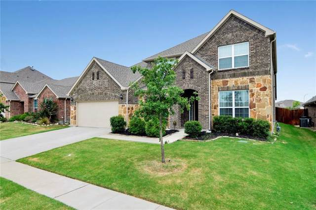 7812 Caldelana Way, Fort Worth, TX 76131 (MLS #14150866) :: Baldree Home Team