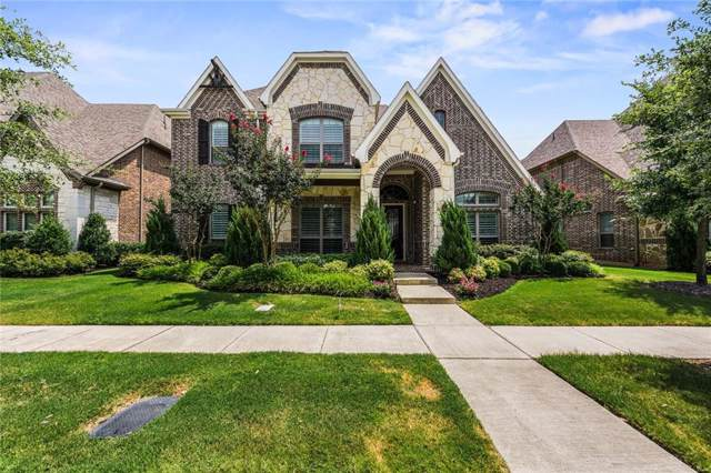 708 Orleans Drive, Southlake, TX 76092 (MLS #14150926) :: Hargrove Realty Group