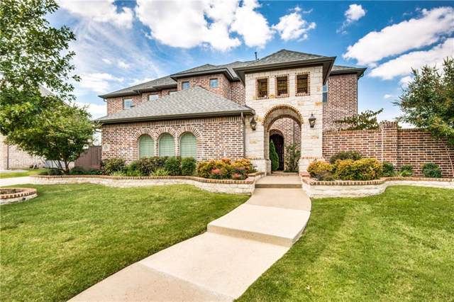 2295 Sussex Lane, Allen, TX 75013 (MLS #14151003) :: The Tierny Jordan Network