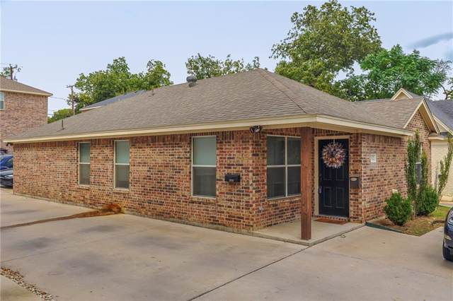 2532 S University Drive, Fort Worth, TX 76109 (MLS #14151253) :: The Mitchell Group