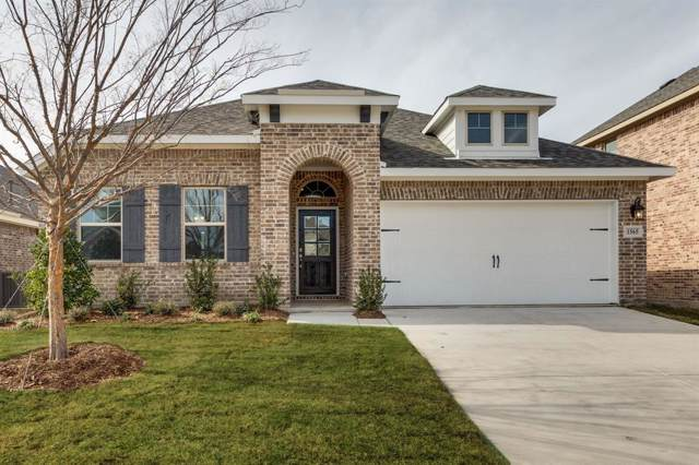 1565 Seminole Drive, Forney, TX 75126 (MLS #14151360) :: RE/MAX Town & Country