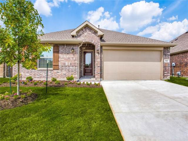 504 Brookview Court, Anna, TX 75409 (MLS #14151416) :: Van Poole Properties Group