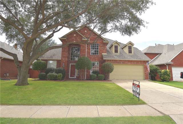 2405 Pinehurst, Flower Mound, TX 75028 (MLS #14151885) :: The Rhodes Team