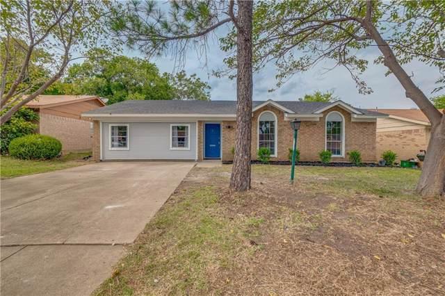 1602 Pisces Street, Grand Prairie, TX 75051 (MLS #14151906) :: Tenesha Lusk Realty Group