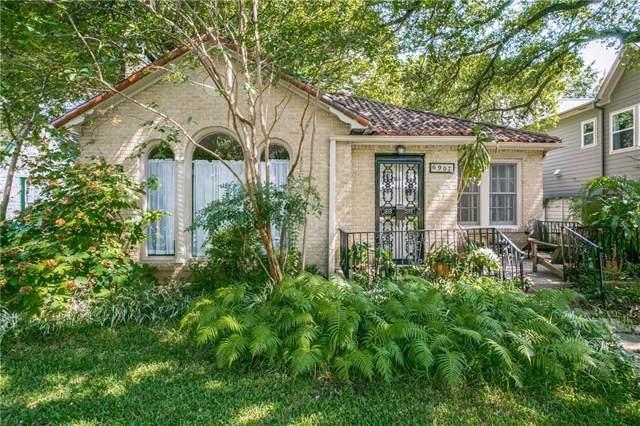 6907 Pasadena Avenue, Dallas, TX 75214 (MLS #14152498) :: Robbins Real Estate Group