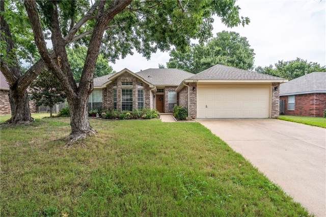 2129 Wedgewood Drive, Grapevine, TX 76051 (MLS #14152551) :: The Tierny Jordan Network