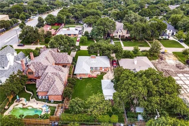 6825 Stichter Avenue, Dallas, TX 75230 (MLS #14152581) :: Robbins Real Estate Group