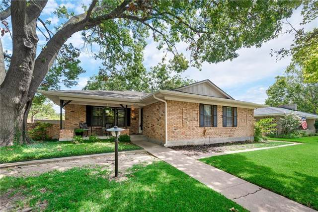 10174 Creekmere Circle, Dallas, TX 75218 (MLS #14152971) :: Robbins Real Estate Group