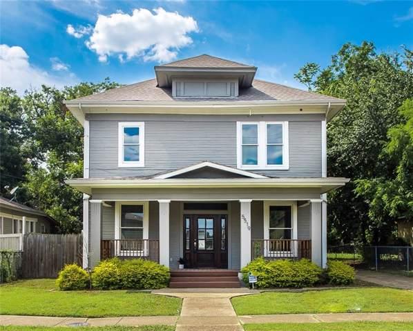 5519 Reiger Avenue, Dallas, TX 75214 (MLS #14153145) :: Robbins Real Estate Group