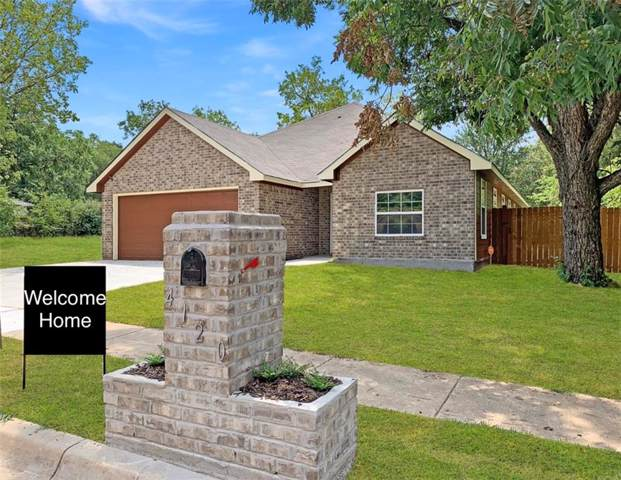 4120 Avenue G, Fort Worth, TX 76105 (MLS #14153530) :: All Cities Realty