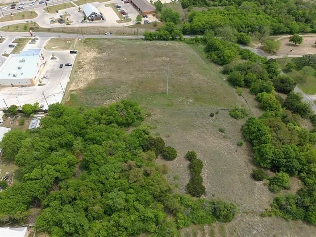 112 Cleburne Avenue, Weatherford, TX 76086 (MLS #14153617) :: Frankie Arthur Real Estate