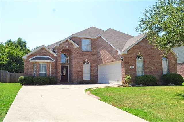 1502 Kendal Drive, Mansfield, TX 76063 (MLS #14153914) :: The Real Estate Station