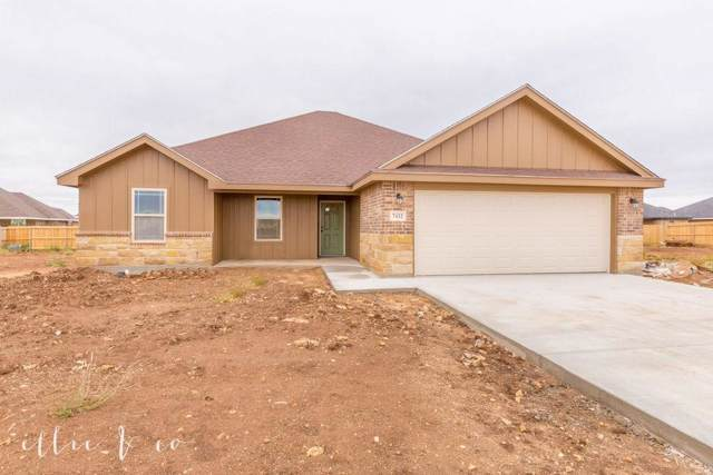 7432 Morning Glory Road, Abilene, TX 79602 (MLS #14154134) :: Ann Carr Real Estate