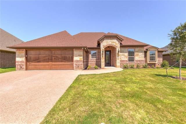 1037 Anna Circle, Granbury, TX 76048 (MLS #14154200) :: The Hornburg Real Estate Group