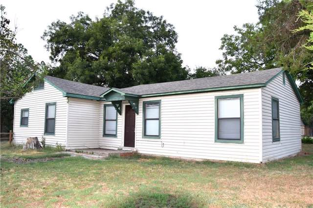 503 13th Avenue, Mineral Wells, TX 76067 (MLS #14154288) :: The Heyl Group at Keller Williams