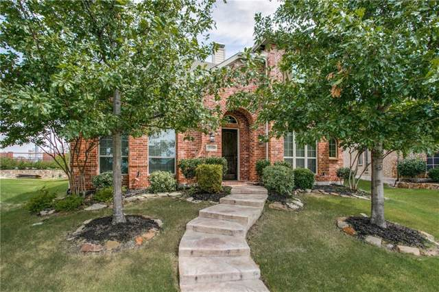 2253 Big Valley Circle, Allen, TX 75013 (MLS #14154342) :: All Cities Realty