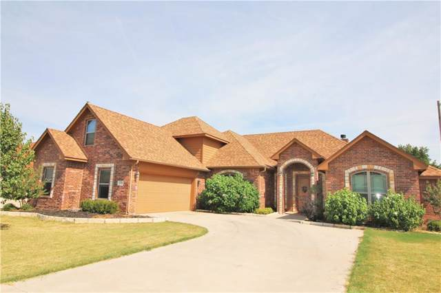 3726 Enchanted Rock Road, Abilene, TX 79606 (MLS #14154400) :: The Mitchell Group