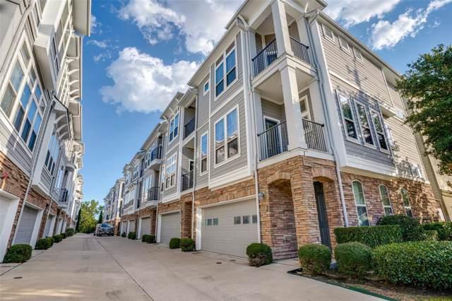 2326 Stutz Drive #101, Dallas, TX 75235 (MLS #14154976) :: Century 21 Judge Fite Company