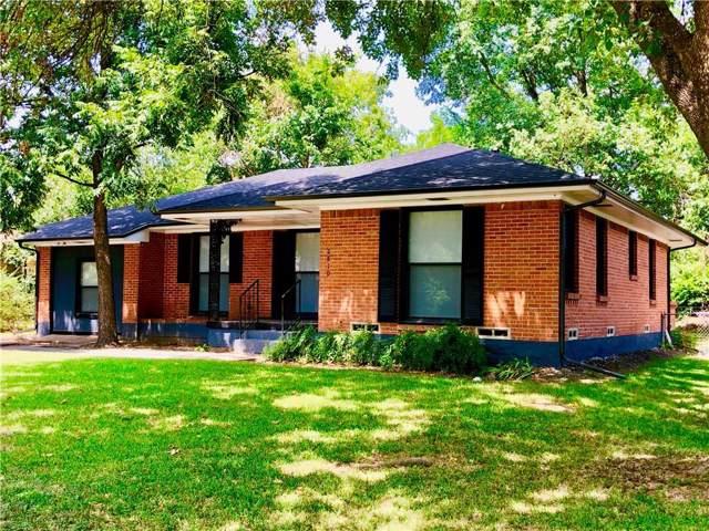 2810 E Atoll Drive, Dallas, TX 75216 (MLS #14154985) :: The Heyl Group at Keller Williams