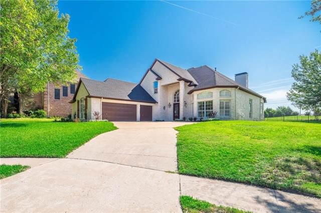 2420 Conrad Circle, Heath, TX 75032 (MLS #14155119) :: RE/MAX Landmark
