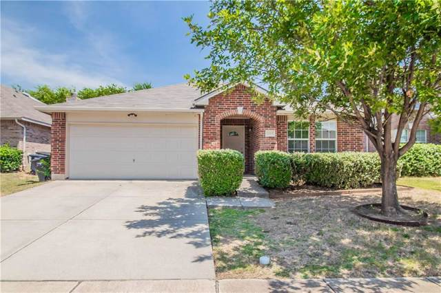 12928 Cedar Hollow Drive, Fort Worth, TX 76244 (MLS #14155392) :: All Cities Realty